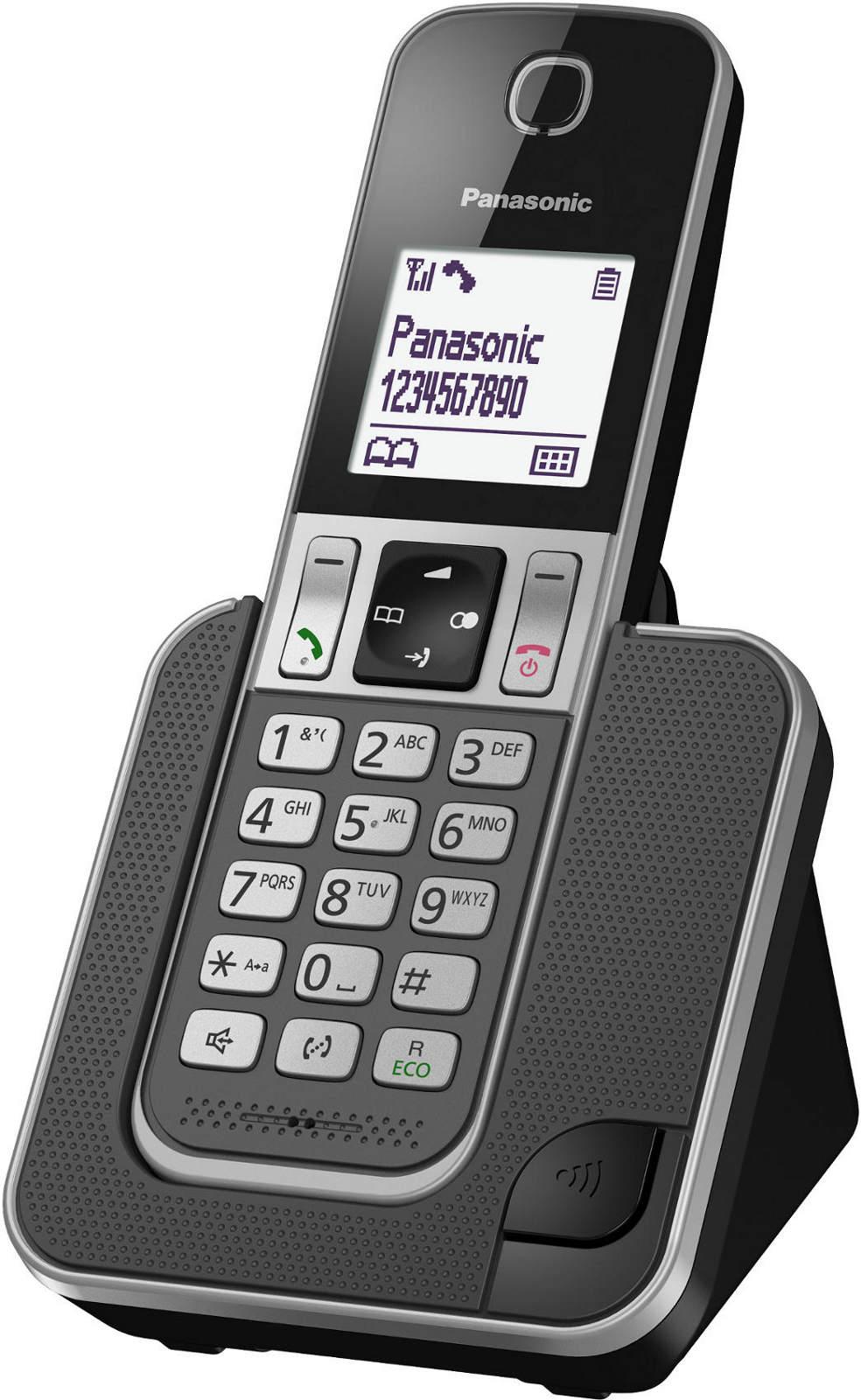 telephone sans fil panasonic kxtgd 310 frg. Black Bedroom Furniture Sets. Home Design Ideas